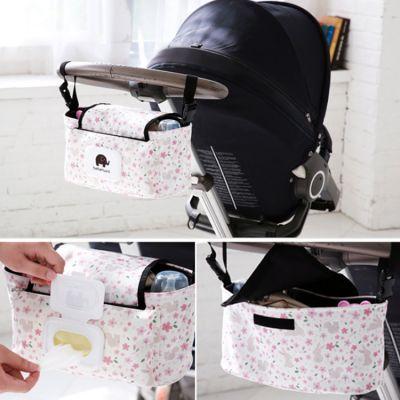 Οργανωτής Τσάντας Ιδανικό για Βρεφικό Καρότσι με Θήκες για Μωρομάντηλα - Bag Baby Stroller Organizer Hanging Bag With Tissue Pocket #2 - skroutz.com.cy