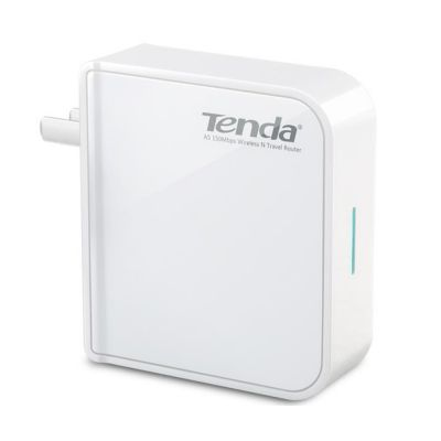 Tenda Wireless Router N150 Travel! Επώνυμος Αναμεταδότης και Ενισχυτής Wi-Fi Σήματος Εσωτερικού Χώρου! - skroutz.com.cy