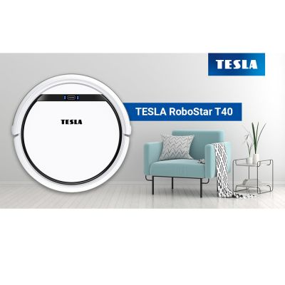 TESLA RoboStar T40 - Ρομποτική ηλεκτρική σκούπα - skroutz.com.cy