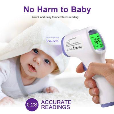 Ψηφιακό Θερμόμετρο Ανέπαφης Μέτρησης Μετώπου - skroutz.com.cy