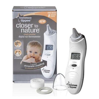 Tommee tippee® ψηφιακό θερμόμετρο αφτιού Closer to nature®