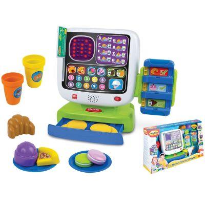 Η Έξυπνη Παιδική Ταμειακή Μηχανή - winfun 002515 Smart Café Cash Register Set - 1200017
