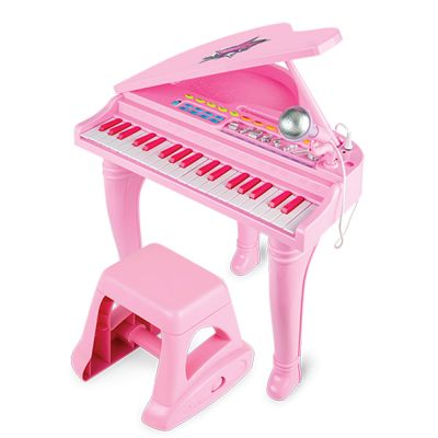 Παιδικό Πιάνο - winfun 002045G 37 Keys Symphony Piano Set, Pink - 1110066 - skroutz.com.cy