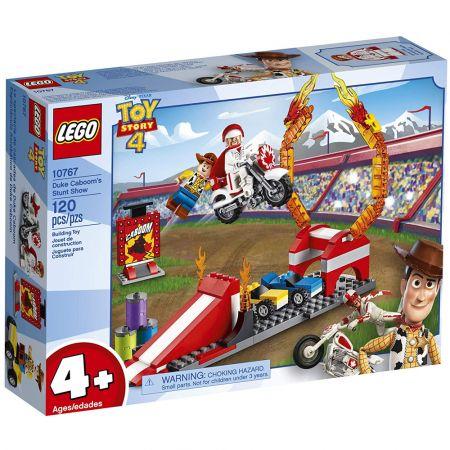 LEGO TOY STORY Παράσταση Ακροβατικών του Ντιουκ Καμπούμ - 10767