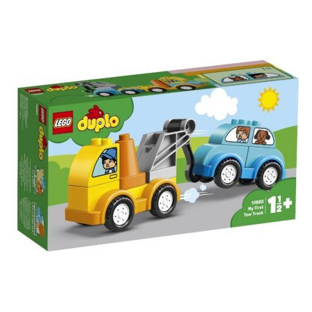 LEGO Duplo Το Πρώτο Μου Ρυμουλκό Φορτηγό - My First Tow Truck 10883 - skroutz.com.cy