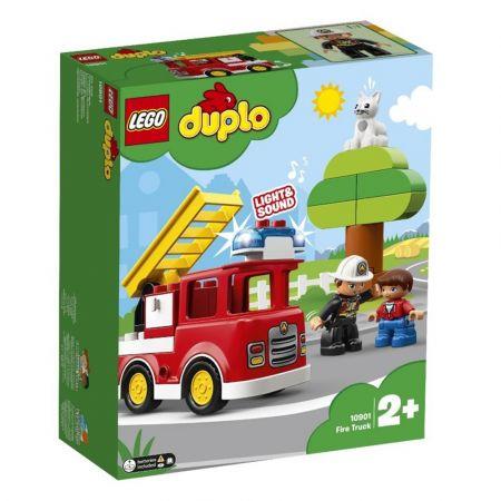 LEGO Duplo Town Πυροσβεστικό Φορτηγό - Fire Truck 10901 - skroutz.com.cy