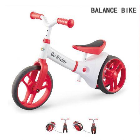 BALANCE BIKE 2 in 1 Balance Bike N Tricycle 1130342 - skroutz.com.cy