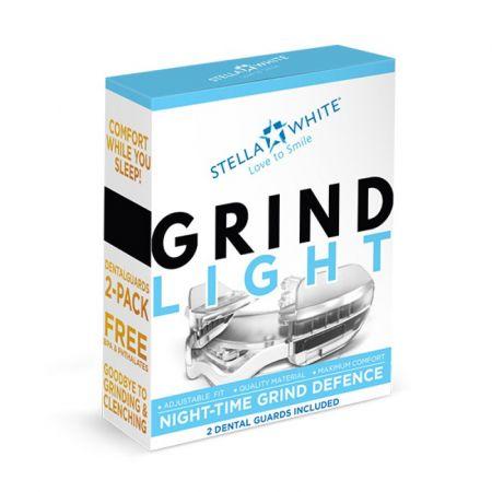 Μασελάκι για το Τρίξιμο των Δοντιών Stella White Grind Light SW-GRL - skroutz.com.cy