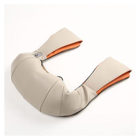 Συσκευή Μασάζ Shiatsu Αυχένα - Πλάτης με Θερμότητα Χρώματος Πορτοκαλί Cenocco CC-9042 - Skroutz.com.cy