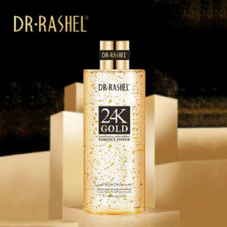 24K Gold Essence Toner 300ml - Dr Rashel