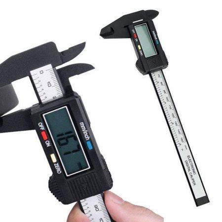 """Ηλεκτρονικό ψηφιακό παχύμετρο ακριβείας - 150mm (6"""") - 25131 - Skroutz.com.cy"""