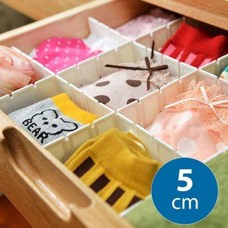 Διαχωριστικά συρταριών - Μικρό - Drawer Dividers - 32395 - Skroutz.com.cy