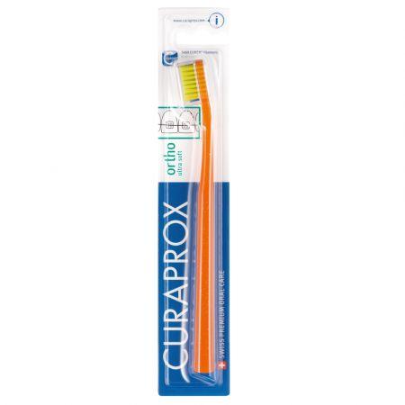 Curaprox CS5460 ortho καθαρίζει προσεκτικά τα δόντια, τα ούλα και τα σιδεράκια - skroutz.com.cy