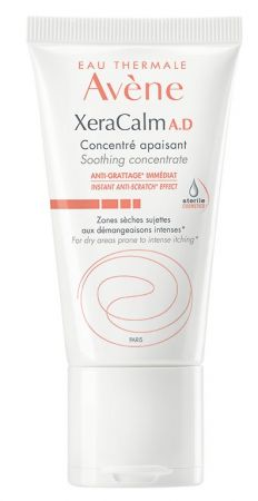 Avene XeraCalm A.D Soothing Concentrate Κρέμα κατά του Κνησμού, 50ml