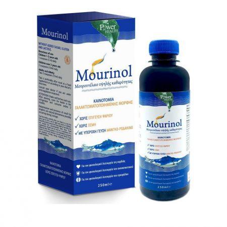 Power Health Mourinol Μουρουνέλαιο Υψηλής Καθαρότητας Με Γεύση Μάνγκο - Ροδάκινο 250ml - skroutz.com.cy