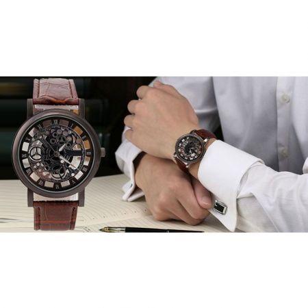 Unisex Μηχανικό Ρολόι Χειρός