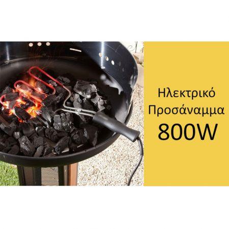 Ηλεκτρικός αναπτήρας για κάρβουνα-BBQ Lighter-Ηλεκτρικό προσάναμμα - skroutz.com.cy