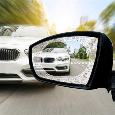Προστατευτικό Φιλμ Καθρέφτη Αυτοκινήτου για ασφαλή οδήγηση στη βροχή - Skroutz.com.cy