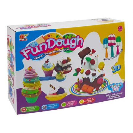 FUN DOUGH PLAY SET - 1152450 - Skroutz.com.cy