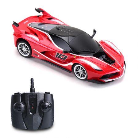 Αυτοκινητάκι Μινιατούρα RC CAR XQ FERRARI LAFERRARI FXXK AA με Τηλεχειριστήριο! - Skroutz.com.cy