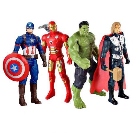 Σετ 5 Φιγούρες υπερηρώων Justice Hero - Skroutz.com.cy