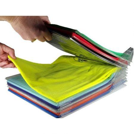 Θήκη οργάνωσης ρούχων - 10 τμχ - 53693