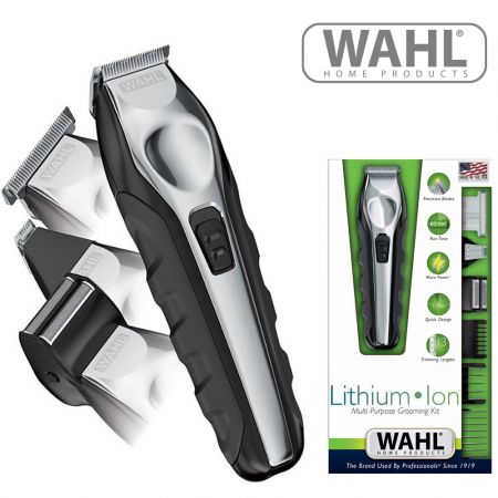 Κουρευτική Μηχανή Wahl Lithium Full Inox Body Set 9888-1216 - skroutz.com.cy