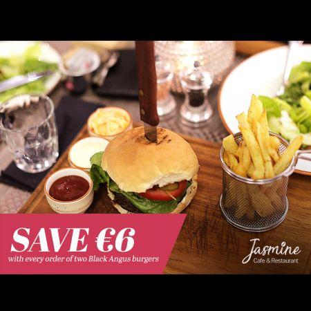 Jasmine Café & Restaurant - Delivery & Takeaway Archiepiskopou Makariou III Lakatamia Nicosia, Cyprus