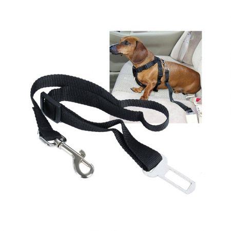 Λουρί-ζώνες ασφαλείας αυτοκινήτου για σκύλους & γάτες