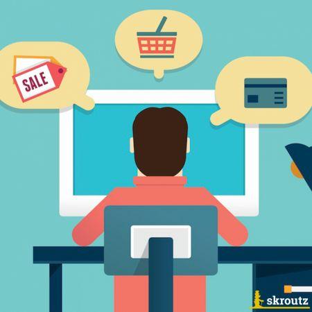 Υπηρεσία καταχώρησης προσφοράς στο Skroutz.com.cy