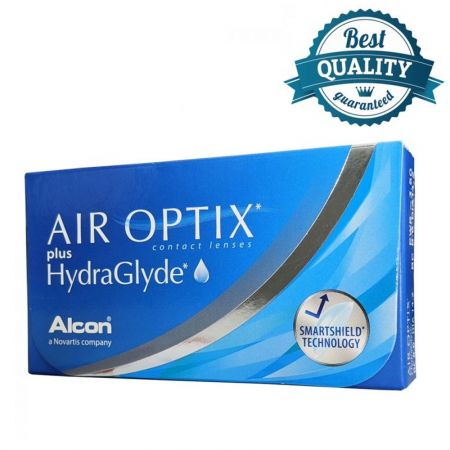 Air Optix Plus HydraGlyde 6 φακοί επαφής - Skroutz.com.cy
