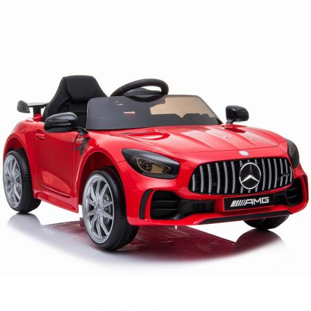 Official Licensed Mercedes-Benz AMG 12V Electric Kids Car with Remote Control - skroutz.com.cy