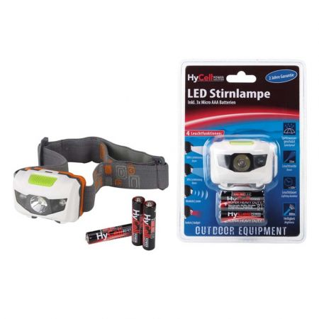 ANSMANN Headlight LED,Torches