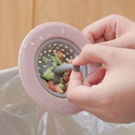 Αποστραγγιστής - Anti Clog Sink Drainer - Green