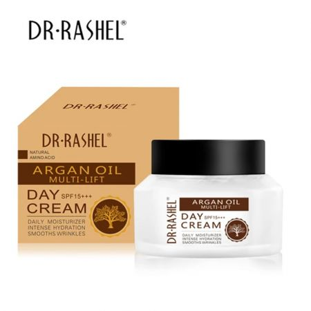 Argan Oil Moisturizing Day Cream 50g - Dr Rashel