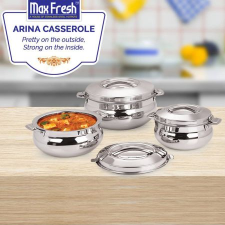 Arina Hot Pot Stainless Steel - skroutz.com.cy
