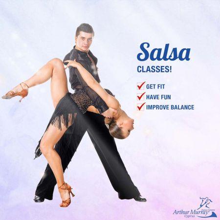 Πακέτο Μαθήματων Χορού στα Arthur Murray Dance Centers - Λευκωσία - skroutz.com.cy