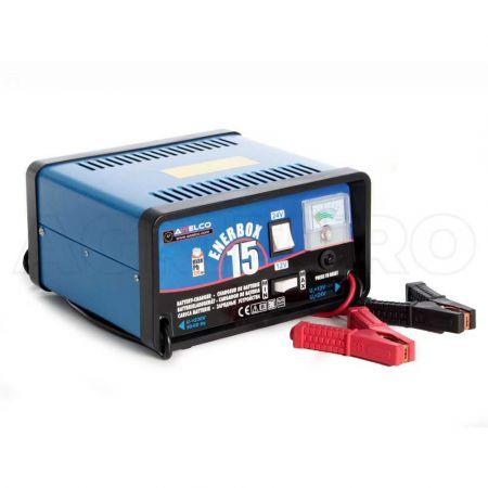 Awelco Φορτιστής Μπαταρίας Αυτοκινήτου - AWELCO enerbox 15 battery charger 12-24v 240v