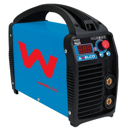 Awelco Mikro 184 Ηλεκτροκόλληση 160A (max) Ηλεκτροδίου (MMA) - ITALY