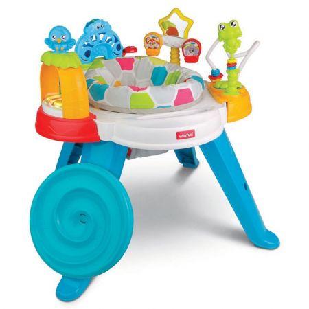 Κέντρο Δραστηριοτήτων 2 σε 1 - Baby Move Activity Center winfun 700000 - 1157316