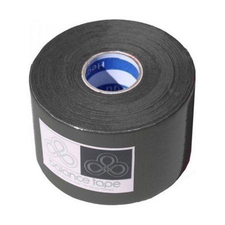 Balance Tape, Μαύρη Ταινία Κινησιοεπίδεσης 6m x 5cm - Kinesio Tape