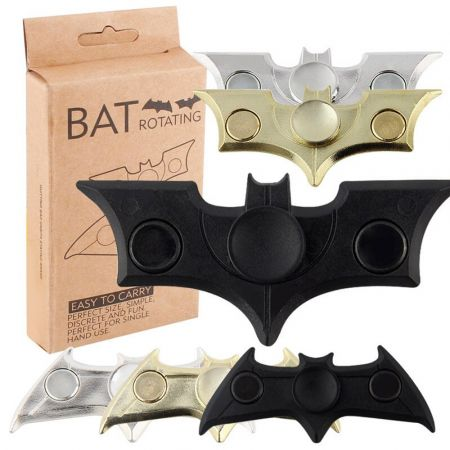 Newest Hand Spinner Batman Fidget Spinner Anti-Stress - skroutz.com.cy