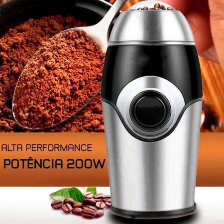 Μύλος καφέ, μπαχαρικών beaika coffee grinder 200w
