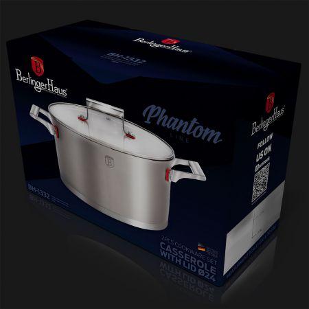 Phantom Line Κατσαρόλα με Καπάκι 16cm BH-1329 - skroutz.com.cy