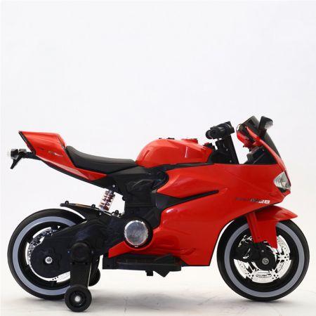 Ηλεκτροκίνητη παιδική μοτοσυκλέτα FT 8728  - 1103186