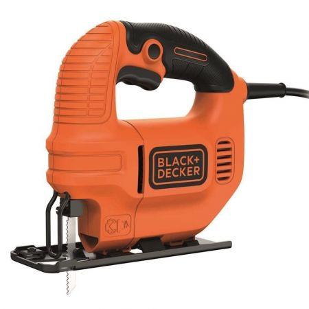 Σέγα 400W BLACK & DECKER - Compact Jigsaw with blade - KS501-QS - skroutz.com.cy