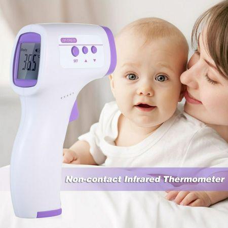Ψηφιακό Θερμόμετρο Μετώπου Υπερύθρων LDF-CWQ-1X