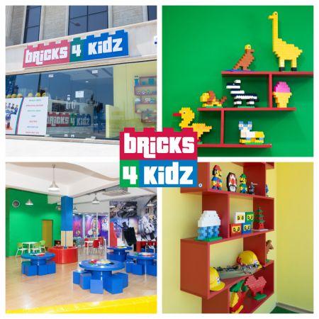 Υπηρεσία 'Drop Off' Bricks4kidz Παιδότοπους σε Λεμεσό ή Λευκωσία!