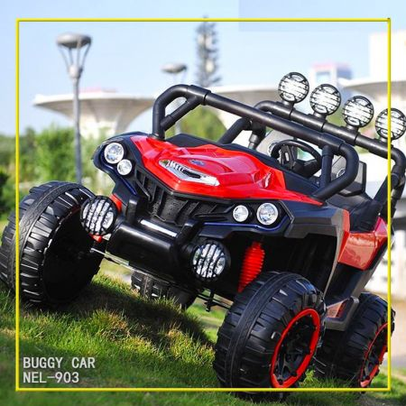 Ηλεκτροκίνητο Όχημα BuggY Car NEL-903 12V 7AH B/O R/C - 1102093