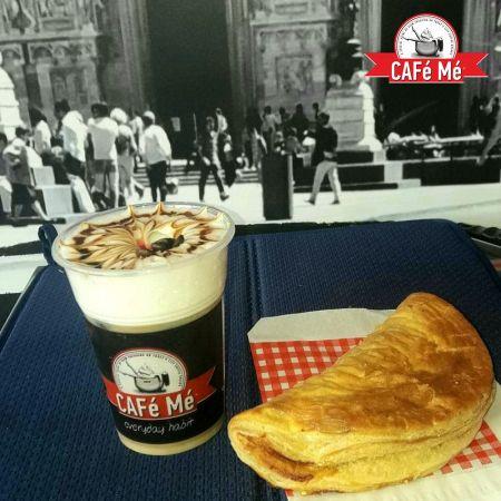Καφέ της Επιλογής σας + 1 Αλμυρό της Επιλογής σας Δωρεάν! - CAFe Me στο Δάλι